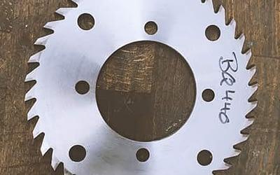 Sägeblatt für Horizon Perfect Binder BQ440