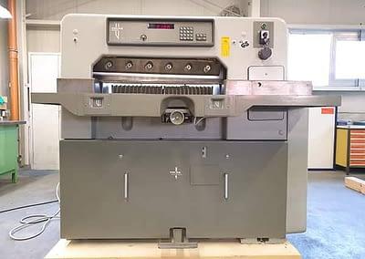 Polar 76 SD-P cutting machine