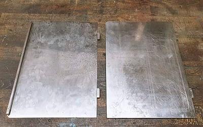 Punching Plate for OHT / Platen