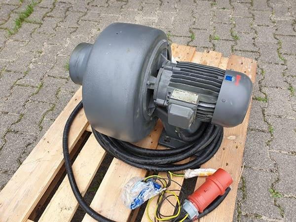 Heater Blower Grafix