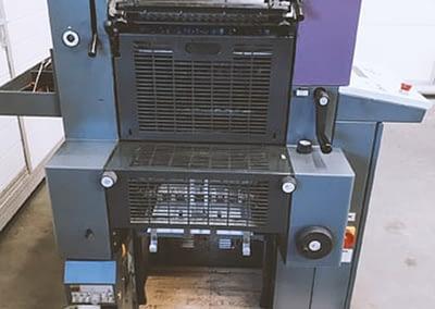 Heidelberg Quickmaster QM46-1