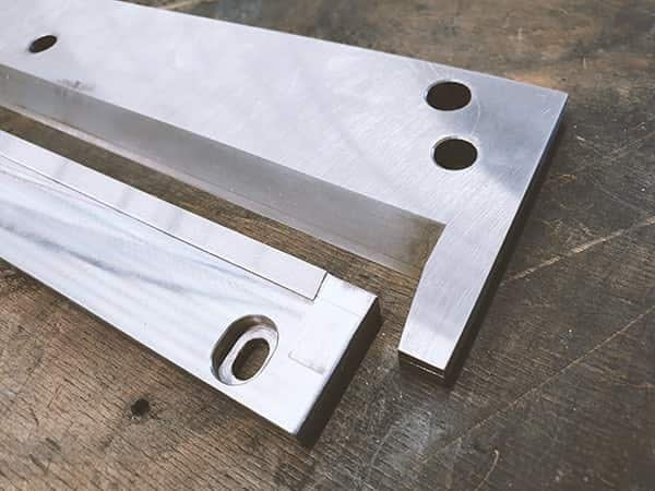 Set of Knives FC 10 II Trimmer