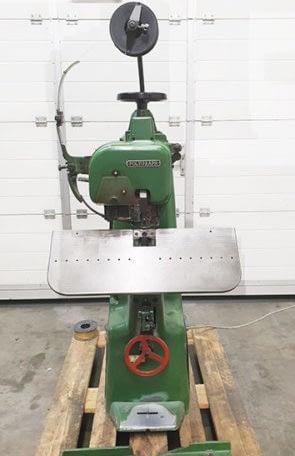 Polygraph Stitching machine
